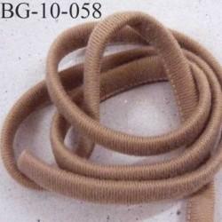 Cache Armature et baleine underwire casing galon couleur chair peau largeur 10 mm épaisseur 4 mm haut de gamme prix au mètre