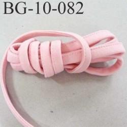 Cache Armature et baleine underwire casing galon couleur rose largeur 10 mm épaisseur 4 mm haut de gamme prix au mètre