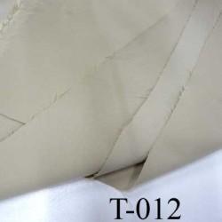 tissus lycra toile couleur beige largeur 150 centimètre prix au mètre