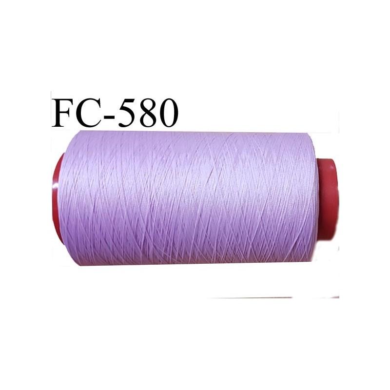 cone de fil mousse polyamide fil n 120 couleur violine lilas parme clair longueur du cone 2000. Black Bedroom Furniture Sets. Home Design Ideas