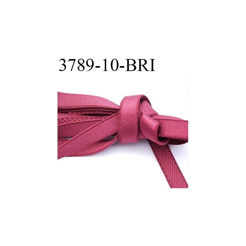 elastique bretelle plat largeur 10 mm couleur lie de vin brillant superbe tr s belle qualit. Black Bedroom Furniture Sets. Home Design Ideas