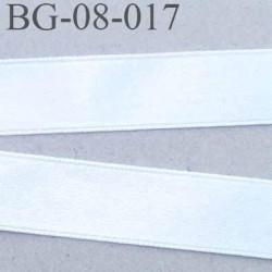 galon 8 mm ruban satin couleur blanc brillant très très solide et souple largeur 10 mm prix au mètre