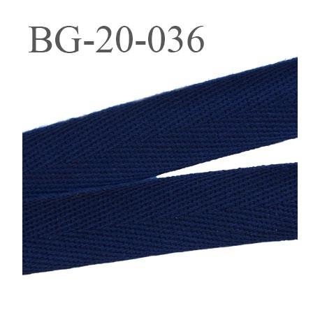 bleu marine Biais dentelle picot 12 mm de large 6 longueurs 24 couleurs 5 Metres