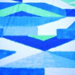 Tissu maillot de bain très haut de gamme largeur 155 cm 180 grs au m2 ou 280 grs au ml prix pour 10 centimètres