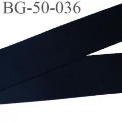 Sangle polyamide 50 mm couleur noir très très solide incassable épaisseur 1.5 mm prix au mètre