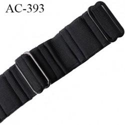 bretelle 24 mm lingerie SG couleur noir largueur 24 mm longueur 35 cm  très haut de gamme  prix à la pièce