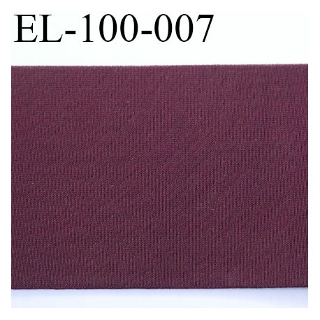 Elastique Plat 11 Cm Tres Belle Qualite Couleur Bordeaux Lie De Vin Largeur 11 5 Cm Prix Au Metre Mercerie Extra