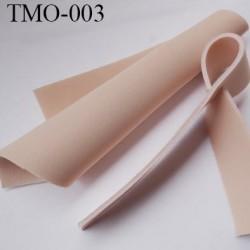 mousse de coque de sg lingerie très haut de gamme couleur chair rosé largeur 145 cm 400 grs au m2  prix pour 10 cm par 145 cm