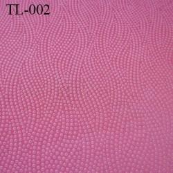 Tissu lingerie couleur vieux rose très haut de gamme largeur 160 cm 220 grs au m2  prix pour 10 centimètres