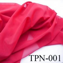 Powernet extensible dans les deux sens couleur rouge haut de gamme largeur 170 cm prix pour 10 cm de longueur