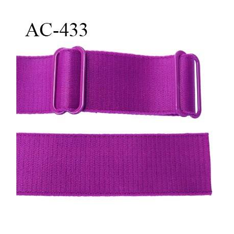 Bretelle 25 mm lingerie SG couleur chair très haut de gamme finition avec barettes largeur 25 mm longueur 30 cm  prix à la pièce