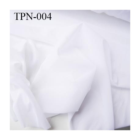 Powernet spécial lingerie extensible dans les deux sens blanc haut de gamme largeur 175 cm prix pour 10 cm de longueur