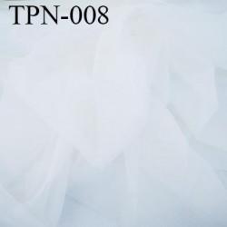 Powernet spécial lingerie extensible  les deux sens couleur naturel haut de gamme largeur 160 cm prix pour 10 cm de longueur
