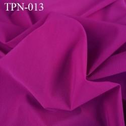 Powernet spécial lingerie extensible  les deux sens couleur pivoine haut de gamme largeur 135 cm prix pour 10 cm de longueur