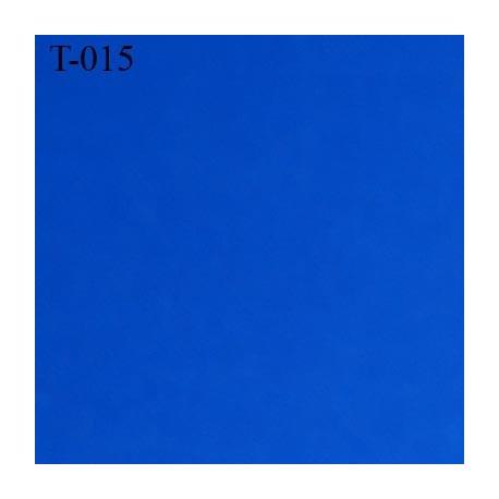 tissus coton couleur bleu largeur 150 centimètre  poids 80 grs au mètre carré prix pour 10 cm