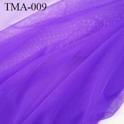 marquisette tulle spécial lingerie haut de gamme couleur violet largeur 145 cm prix pour 10 cm