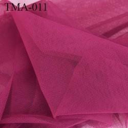 marquisette tulle spécial lingerie haut de gamme couleur pourpre largeur 150 cm prix pour 10 cm