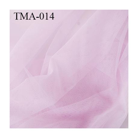 marquisette tulle spécial lingerie haut de gamme couleur lilas clair largeur 145 cm prix pour 10 cm