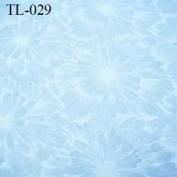 Tissu lycra spécial lingerie haut de gamme couleur gris et naturel largeur 160 cm  prix pour pour 10 cm de longueur par 160 cm