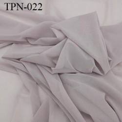 Powernet spécial lingerie extensible  couleur marron glacé haut de gamme largeur 160 cm prix pour 10 cm longueur