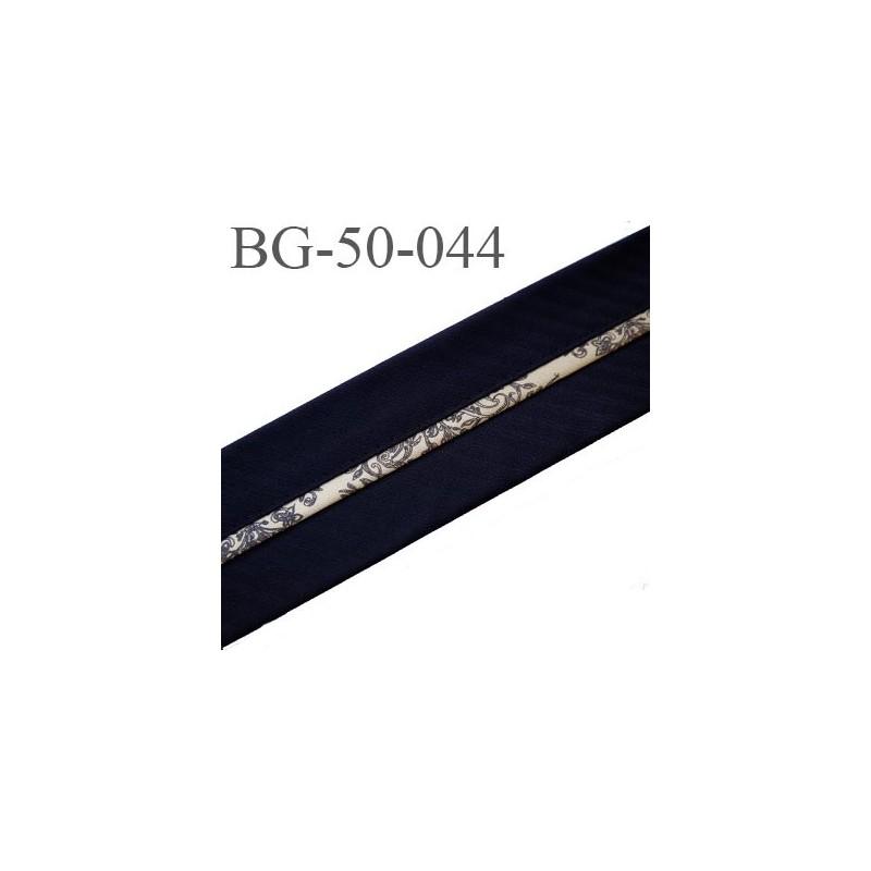 galon ruban 50 mm ganse rehausse ceinture CHRISTIAN LACROIX couleur noir et or haut de gamme prix au mètre mercerie extra