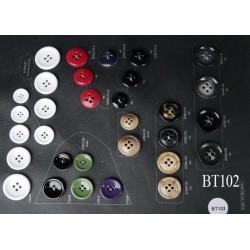 plaque de 31 boutons pour création unique