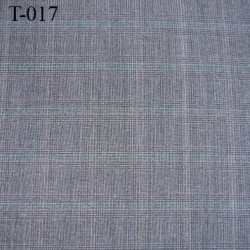Tissu jersey haut de gamme prince de galles largeur 155 cm poids m2 230 grs prix pour 10 cm de longueur et 155 cm de largeur