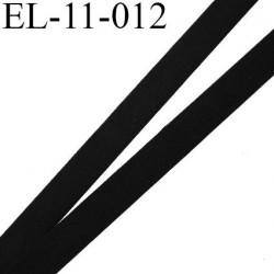 Elastique 11 mm lingerie spécial bas de SG ou bretelle couleur noir fabriqué France grande marque largeur 9 mm prix au mètre