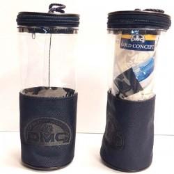 tube à archets vide gold concept DMC pour organiser et ranger echevettes
