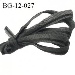 bande thermocollant 12 mm un lien en renfort comme incassable couleur gris et noir largeur 12 mm facile à coller prix au mètre