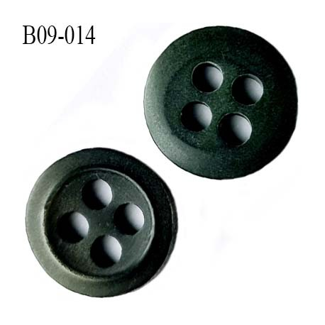 2b074 9 mm Boutons Tige Boutons Verre Blanc Boutons Hexagone Boutons