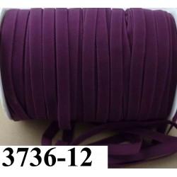 élastique plat largeur 12 mm couleur bordeau kenzo vendu au mètre