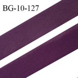 Droit fil à plat 10 mm spécial lingerie et prêt à porter couleur iris grande marque fabriqué en France prix au mètre