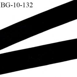 biais galon 10 mm pré plié  au dos 2 rabats de 10 mm  coton polyester couleur noir largeur 10 mm prix au mètre