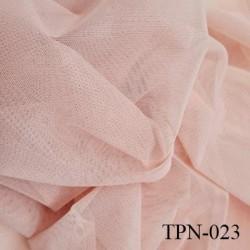 Powernet spécial lingerie extensible rosé chair haut de gamme largeur 160 cm prix pour 10 cm longueur