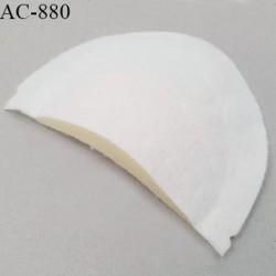 Epaulette mousse haut de gamme largeur 17 cm longueur 11 cm épaisseur 2 cm prix à la pièce