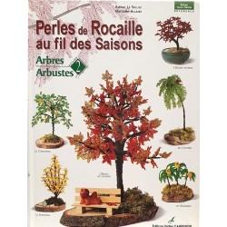 Perles de rocaille au fil des saisons livre revue Esther LE SOLLIEC Nathalie ALLAIRE édition Didier CARPENTIER volume 2