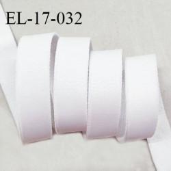 Elastique 16 mm bretelle et lingerie haut de gamme couleur quartz fabriqué en France prix au mètre