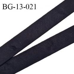 Cache armature 13 mm polyamide fin petit grain très résistant couleur noir largeur 13 mm prix au mètre