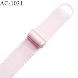 Bretelle 18 mm lingerie SG couleur rose babydoll largeur 18 mm longueur 29 cm très haut de gamme prix à la pièce