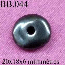 PIECES biche de bere longueur 20 mm largeur 18 mm par 6  mm créer vos bijoux ou réparer vos  bijoux biche de bere