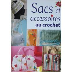 sacs et accessoires au crochet livre éditions de saxe