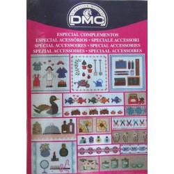 DMC spécial accessoires livret