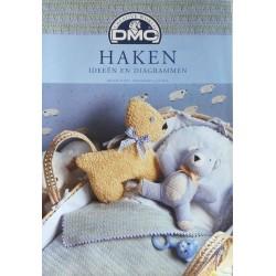 DMC livret idée de diagramme peluche bébé référence 97506