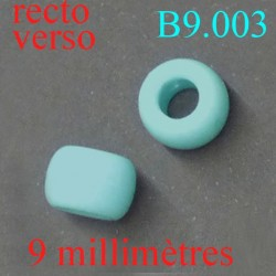 le lot de 50 boutons 9mm
