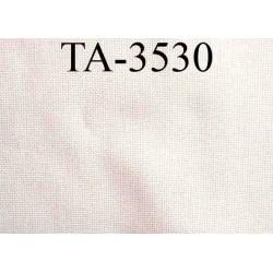 toile aida blanche 7 pts au cm coupon de 35 cm par 30 cm