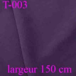 tissus synthétique superbe qualité comme un lycra dans la largeur largeur couleur prune largeur 150 cm vendu au mètre linéaire