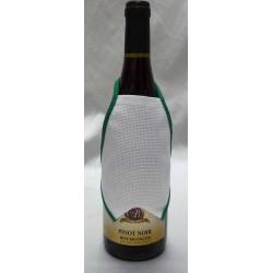 tablier à bouteille à broder kit complet