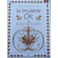 la broderie or de Rochefort édition Carpentier