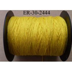 Echevette coton retors référence couleur 2444 art 89 longueur sur la bobine 30 échevettes de 10 m soit 300 mètres
